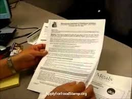 how to apply for food stamps youtube