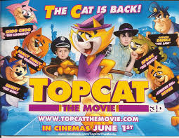 top cat top cat the movie 2d 3d