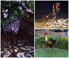 metal garden animals ebay