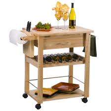 Microwave Carts With Storage Industrial Kitchen Ideas With Handmade Metal Microwave Cart On