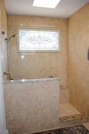 walk in shower no glass google search bathrooms pinterest