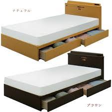 Box Bed Frame With Drawers C Style Rakuten Global Market Single Bed Frame Drawers Box With