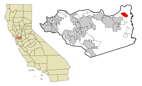 Fremont Zip Code Map by Bethel Island California Wikipedia