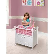 badger basket doll crib with cabinet badger basket doll crib with cabinet bedding mobile chevron print