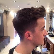 skin fade with over hang haircuts pinterest haircuts
