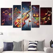 Home Decor Posters Aliexpress Com Buy 5 Planes Large Huge Size Wall Art Canvas