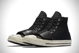 best motorcycle sneakers converse x neighborhood motorcycle chuck taylors hiconsumption