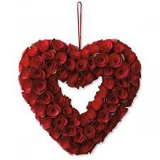 heart wreath heart wreath lillian vernon