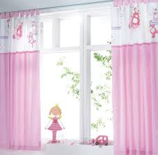 Nursery Room Curtains Baby Curtains Using Soft Voile And Butterflies Curtains