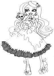 monster high coloring pages clawdeen wolf 255 best monster high images images on pinterest monster high