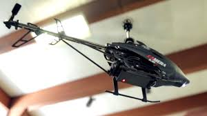 Radio Control Helicopters With Camera U13a Stealth Helicopter W Built In Surveillance Youtube