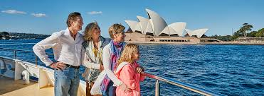sydney harbour cruises sydney harbour sightseeing cruises captain cook cruises