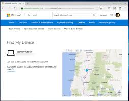 Find My Device How To Track Your Windows 10 Pc Or Tablet If You Lose It