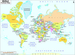 clear world map with country names world map with country names in