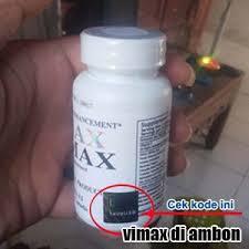 vimax di ambon