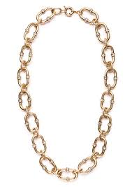 gold necklace chunky chain images How to style golden jewelry jpg