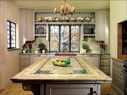 Interior Spanish Style Homes Kitchen La Estufa In English Spanish Style House Cabinet Factory