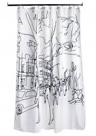 shower curtains luxury with artistic luxury black and white shower