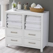 Bathroom Vanity Base Cabinet by Belham Living Longbourn Bathroom Floor Cabinet Hayneedle