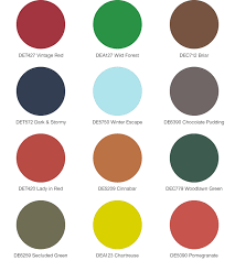 2015 holiday color design trends