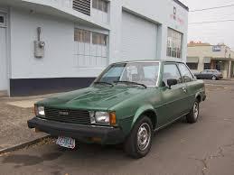 classic toyota corolla the street peep 1981 toyota corolla