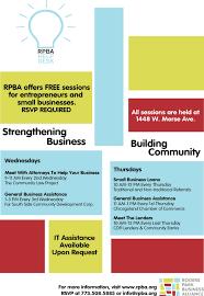 Small Business Help Desk Rpba Help Desk Rogers Park Business Alliance