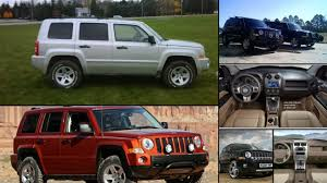 lifted jeep patriot 2010 jeep patriot lifted news reviews msrp ratings with