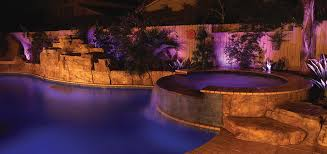 Color Changing Landscape Lights Intellibrite Color Changing Led Landscape Light Pool And Spa