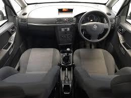 opel meriva 2006 interior used cars vauxhall meriva glasgow
