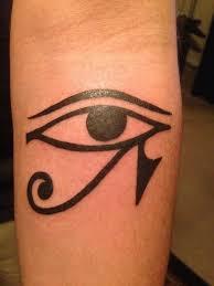 for joey my eye of horus tattoo johnny arias at empire tattoo