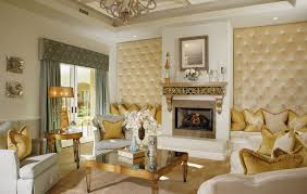 Padded Walls A Home Could Look Like If It Had Upholstered Walls