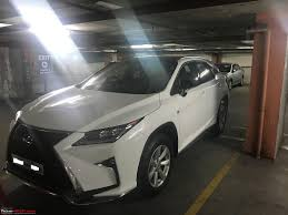 used lexus suv for sale in bangalore supercars u0026 imports bangalore page 964 team bhp