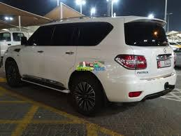 nissan patrol 2016 white 2014 nissan patrol platinum for sale used cars sharjah