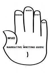 english teaching worksheets narrative