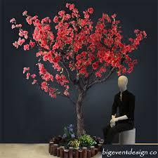 Cherry Blossom Tree Centerpiece by Silk Cherry Blossom Bonsai Tree Silk Cherry Blossom Bonsai Tree