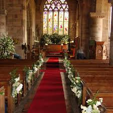 wedding altar flowers flowerstyle church flowers and displays wedding flowers a