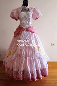 Mario Womens Halloween Costume Buy Wholesale Halloween Costume Princess Peach China