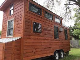 tiny house square footage a 250 square feet tiny house on wheels in austin texas tiny