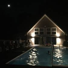Pool At Night Bay House With Amazing View U0026 Swimming Pool Vrbo