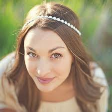 rhinestone headbands best rhinestone halo headband products on wanelo