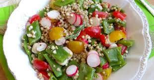 comment cuisiner les haricots plats recettes de haricots plats et de salade