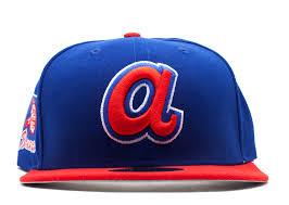 Infant Atlanta Braves Clothes Atlanta Braves Fitted