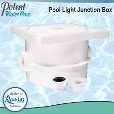 pool light junction box ceramic swimming pool light junction box rs 2500 piece potent