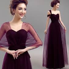 evening wedding bridesmaid dresses purple evening dress diy wedding bridesmaid dress