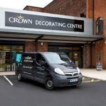 Crown Decorator Centre – for all the professional quality