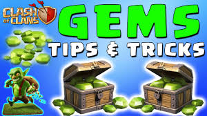 image for clash of clans clash of clans gems how to get more gems free gems gems tips