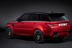 range rover rear range rover sport gets an update and a phev version automobile