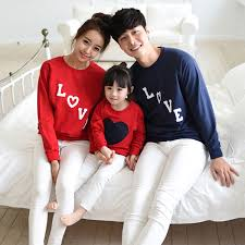 family matching clothes baby boy sleeve