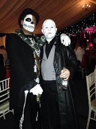 James Bond Halloween Costume Jerome Savage Twitter