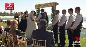 Wedding Wishes Regrets Gold Coast Woman With Terminal Cancer Gets Dream Wedding Daily